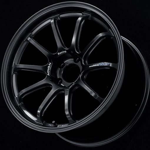 Yokohama RS-DF progressive RACING TITANIUM BLACK