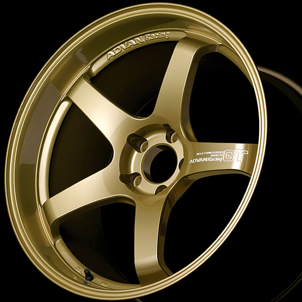 Yokohama GT Premium Version RACING GOLD METALLIC
