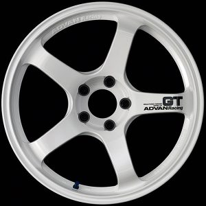 Yokohama GT RACING WHITE