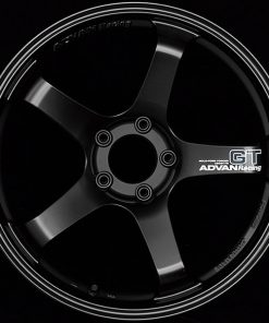 Yokohama GT SEMI GLOSS BLACK