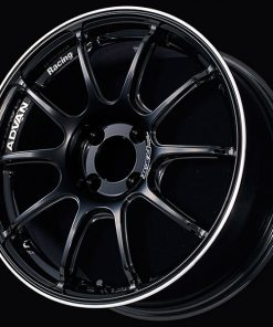 Yokohama RZII RACING GLOSS BLACK and RING