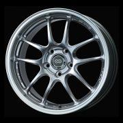 ENKEI Enkei PF01SS Platinum Machined Silver