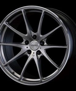 RAYS G25 Mercury Silver2
