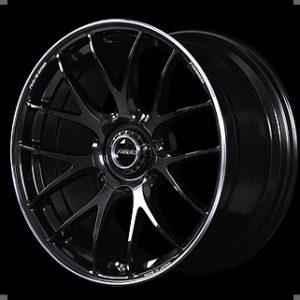 RAYS G27 Formula Silver