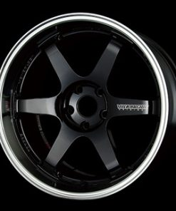 RAYS TE37 TTA Double Black