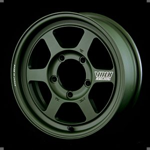 RAYS TE37 X Progressive model Matte Dark Green