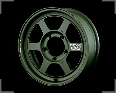 RAYS TE37 X Progressive model Matte Dark Green
