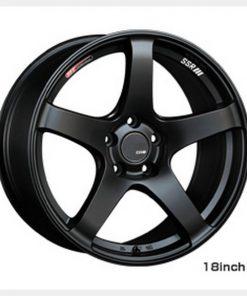 SSR GT V01 FLAT BLACK