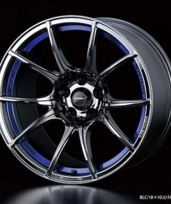 WedsSport SA-10R Blue Light Chrome