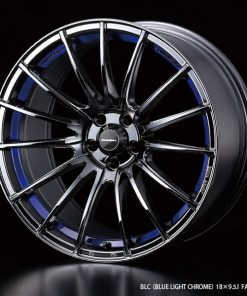 WedsSport SA-15R Blue Light Chrome