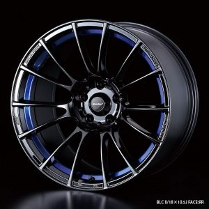 WedsSport SA-72R Blue Light Chrome2