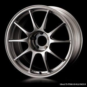 WedsSport TC105N TS titanium