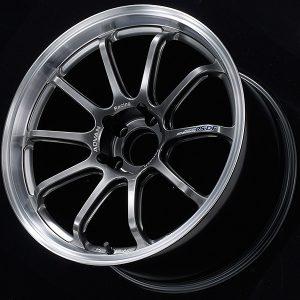 Advan Wheels Advan Racing RS-DF Progressive MHB Machining & Racing Hyper Black