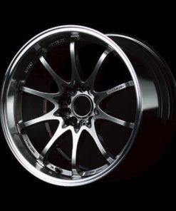 RAYS Volk Racing CE28N -  Formula Silver/Diamond Cut Rim