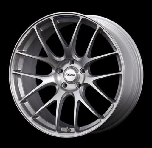 RAYS Volk Racing G27 PM LTD -  Pressed Ash Gray