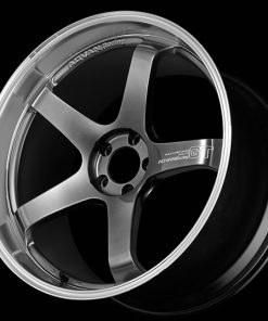 Yokohama ADVAN Racing GT Premium Version -  MACHINING and RACING HYPER BLACK