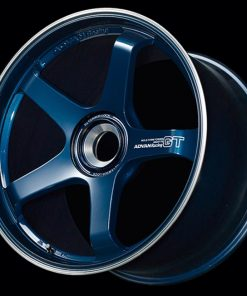 Yokohama ADVAN Racing GT for PORSCHE -  RACING TITANIUM BLUE and RING