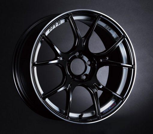 SSR GT X02 -  GLOSS BLACK
