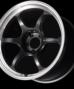 Yokohama ADVAN Racing RG-D2 for BMW -  MACHINING and BLACK GUN METALLIC