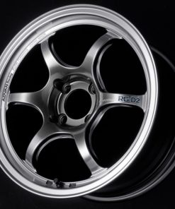 Yokohama ADVAN Racing RG-D2 ALFA-ROME ABARTH FIAT -  MACHINING and RACING HYPER BLACK