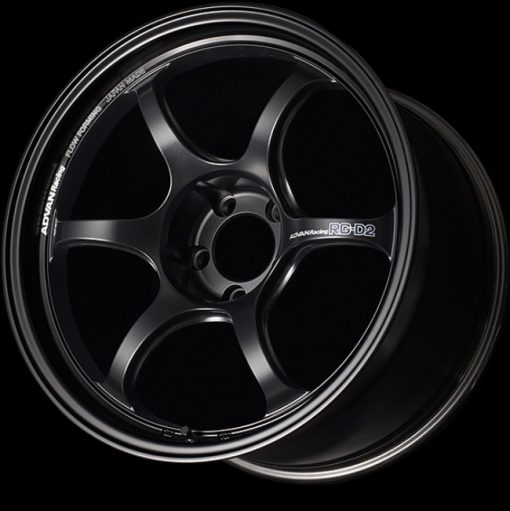 Yokohama ADVAN Racing RG-D2 for BMW -  SEMI GLOSS BLACK