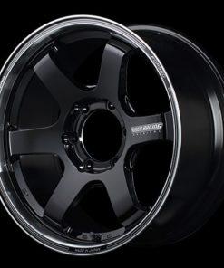 RAYS Volk Racing TE37SB tourer -  Black/Rim DC