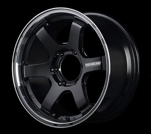 RAYS Volk Racing TE37SB tourer -  Black/Rim DC